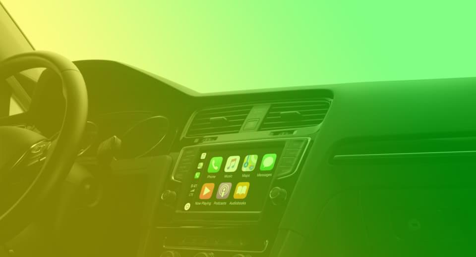 Därför är Apple CarPlay coolare än din gamla bilstereo